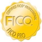 FICO Pro Certificate Emblem
